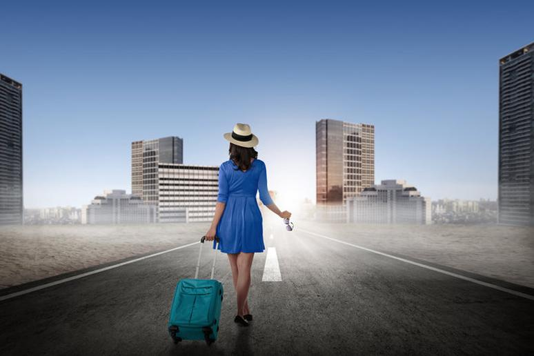 Advantages of Traveling Alone for Singles