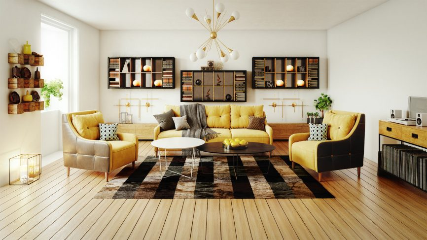 Five Home Decor Ideas for Every Space and Budget