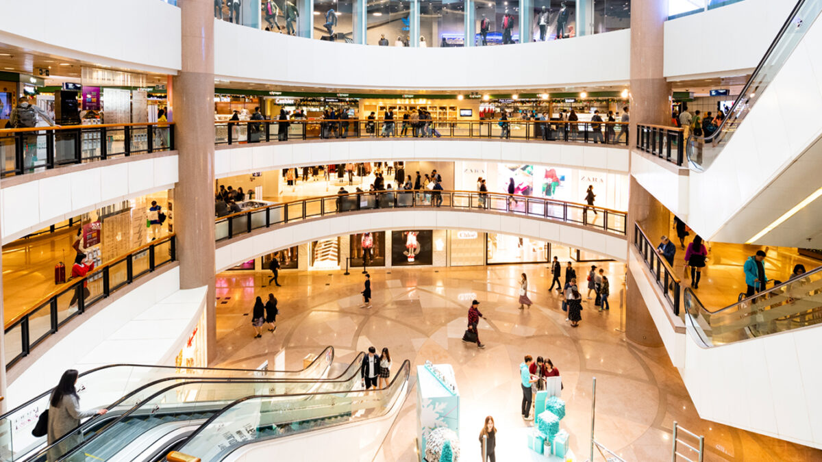 Why Shop in a Shopping Mall?