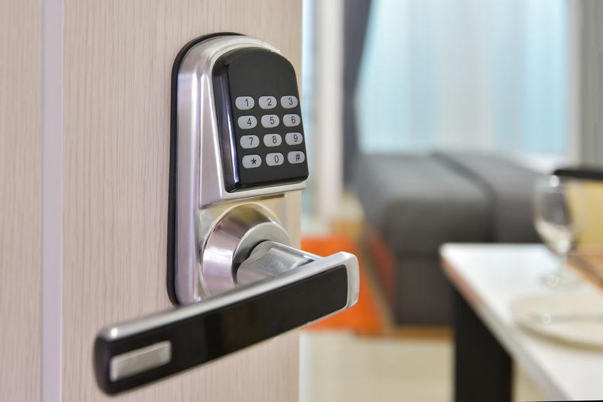 How do digital locks work?